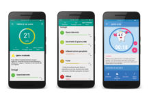 App per l'educazione all'igiene orale