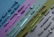 TePe introduce nuovi colori alla nota gamma di spazzolini TePe