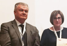 Il professori Giannoni e Giuca.